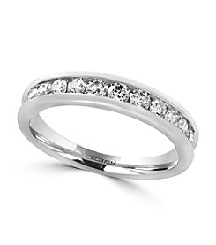 Effy® 14K White Gold 1.84 Ct. T.W. Diamond Ring