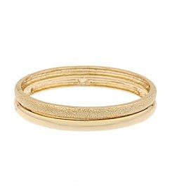 Gloria Vanderbilt® Bangle Bracelet
