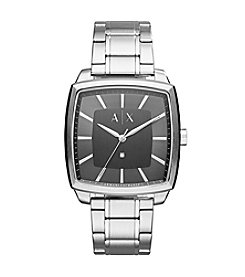 A|X Armani Exchange Men's Squared Off Watch
