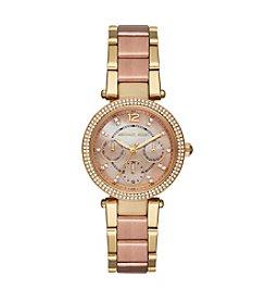Michael Kors® Mini Parker Multifunction Watch