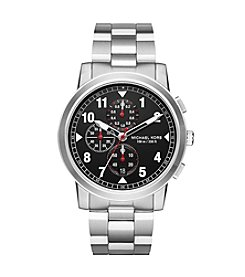 Michael Kors® Men's Paxton Stainless Steel Chronograph Watch