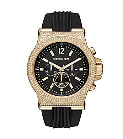 Michael Kors® Dylan And Silicone Chronograph Watch