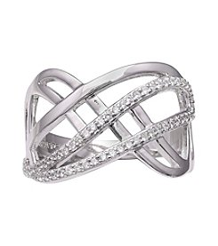 Willow Multi Crossover Ring