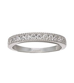 Willow® Cubic Zirconia Band Ring