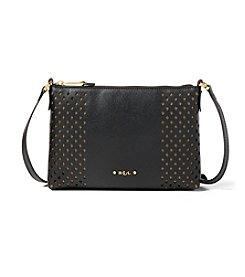 Lauren Ralph Lauren® Tasmine Perforated Crossbody Bag