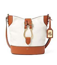 Lauren Ralph Lauren® Caden Leather Crossbody Bag