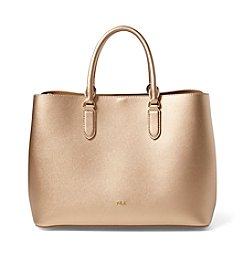 Lauren Ralph Lauren® Marcy Leather Tote
