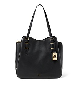 Lauren Ralph Lauren® Fenmore Leather Hobo Bag
