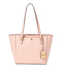 Lauren Ralph Lauren® Halee II Saffiano Shopper