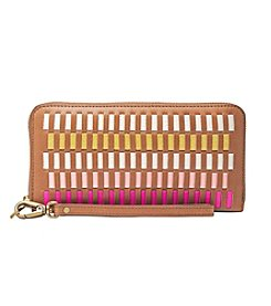 Fossil® Emma RFID Large Zip Clutch