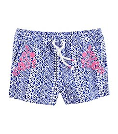 Carter's® Girls' 2T-8 Knit Shorts