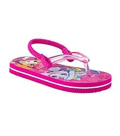 Joseph Allen® Girls' Paw Patrol Flip Flops