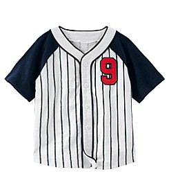 OshKosh B'Gosh® Boys' 2T-7 Baseball Jersey