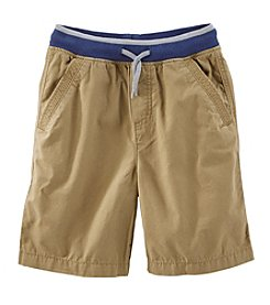 OshKosh B'Gosh® Boys' 2T-7 Ribbed Shorts