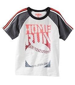OshKosh B'Gosh® Boys' 2T-7 Home Run Tee