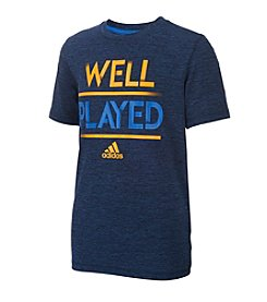 adidas® Boys' 8-20 Well Played Tee