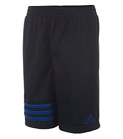 adidas® Boys' 2T-7 Defend Mesh Shorts