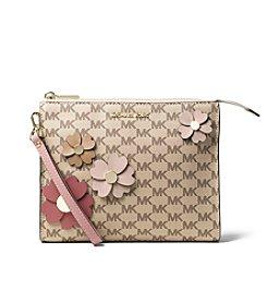 MICHAEL Michael Kors® Flora Applique Box Travel Pouch