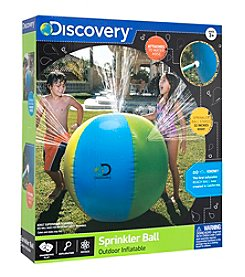 Discovery Kids® Sprinkler Beach Ball