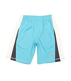 PUMA® Boys' 8-20 Pieced Shorts