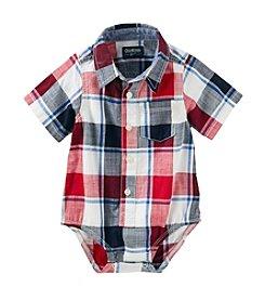 OshKosh B'Gosh® Baby Boys' Woven Bodysuit