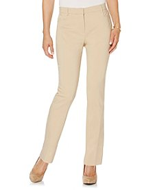 Rafaella® Twill Pants