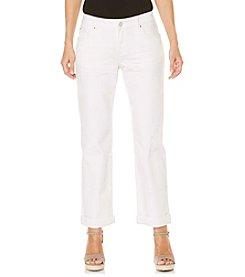 Rafaella® Straight Leg Jeans