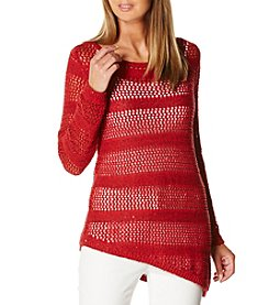 Rafaella® Sparkle Knit Sweater