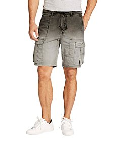 William Rast® Men's Colt Ombre Cargo Shorts