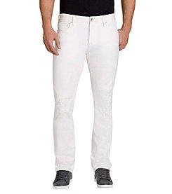 William Rast® Men's Dean Slim Straight Twill Pants
