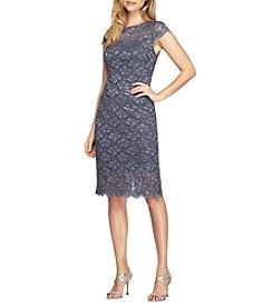 Alex Evenings® Sequin Lace Dress