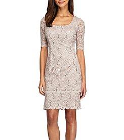 Alex Evenings® Lace Shift Dress
