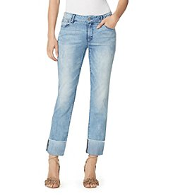 Vintage America Blues™ Wide Cuff Ankle Jeans