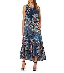 Rafaella® Floral Maxi Dress