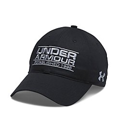 Under Armour® 3 Stripe College Cap