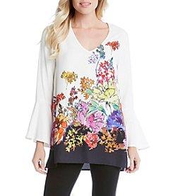 Karen Kane® Bell Sleeve Tunic