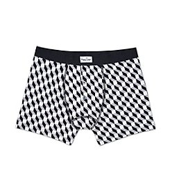 Happy Socks® Men's Filled Optic Button Boxer Briefs