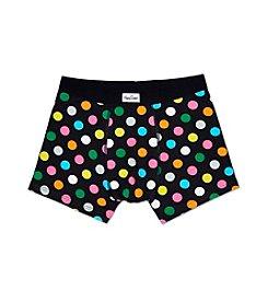 Happy Socks® Men's Big Dot Boxer Brief