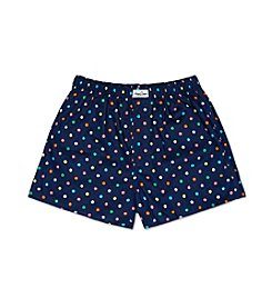 Happy Socks® Men's Small Polka Dot Boxers