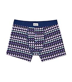 Happy Socks® Men's Triangle Boxer Briefs