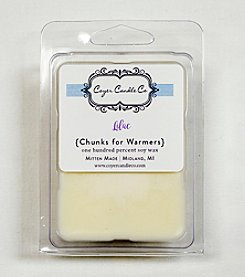 Coyer Candle Co. Lilac Wax Chunk
