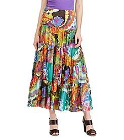 Lauren Ralph Lauren® Floral-Print Maxi Skirt