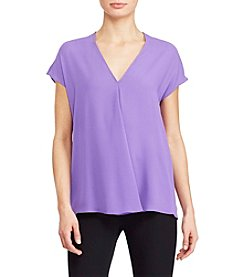 Lauren Ralph Lauren® Short-Sleeve Top
