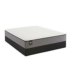 Sealy® Essentials Beaming Cushion Firm Queen Mattress & Box Spring Set