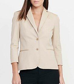 Lauren Ralph Lauren® Twill Jacket