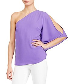 Lauren Ralph Lauren® One Shoulder Top