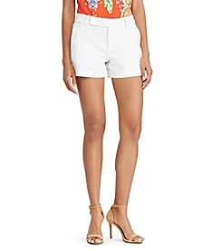 Lauren Ralph Lauren® Stretch Shorts