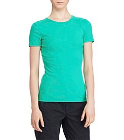 Lauren Ralph Lauren® Stretch Tee