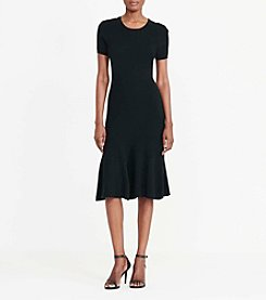 Lauren Ralph Lauren® Rib-Knit Sweater Dress