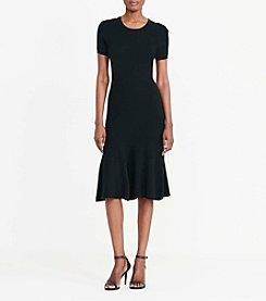 Lauren Ralph Lauren® Rib-Knit Sweater Dress